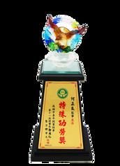 高雄市青年創業協會-特殊功榮獎盃