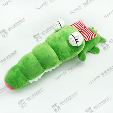 長~吻鱷(綠)