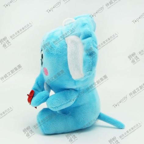 大耳象(藍)