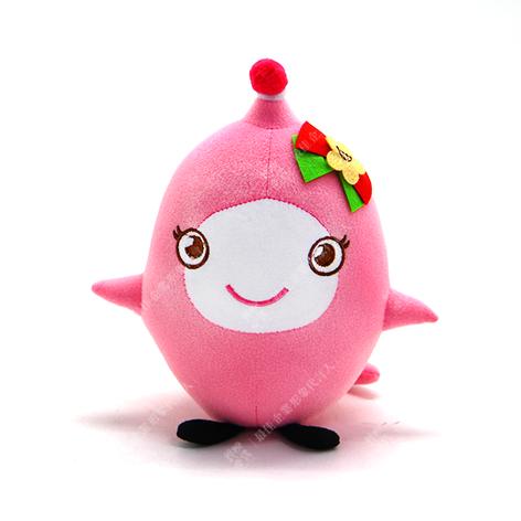 吉祥物-客製化玩偶