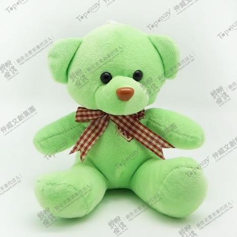 Green Ribbon Bear