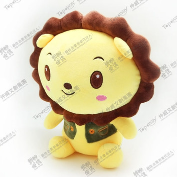 太陽獅(咖啡)