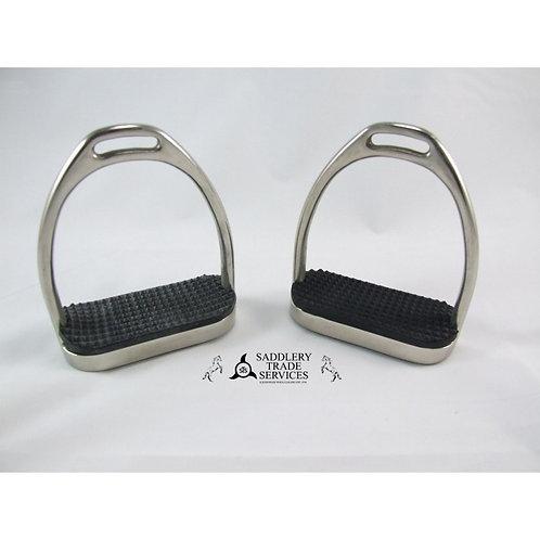 Fillis Stirrups (black tread)
