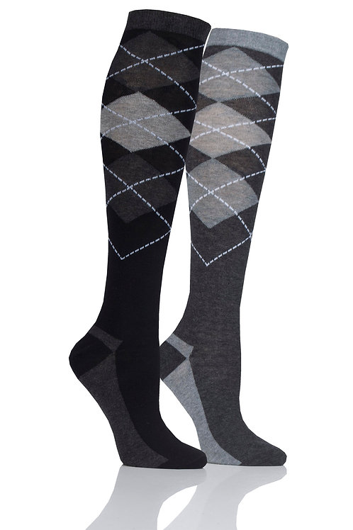 Horse Couture Adults Knee High Socks