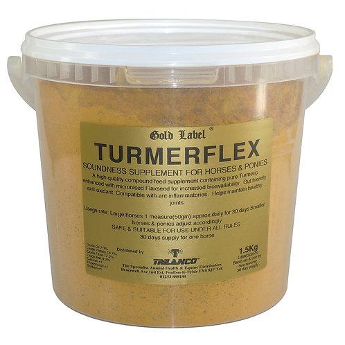 GOLD LABEL TURMERFLEX 1.5kg