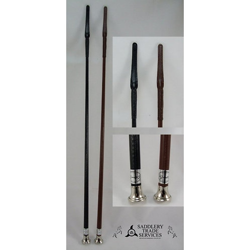 Show Cane with Silver top (C20M)