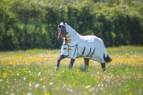 Shires Highlander Plus Sweet-itch Combo Rug