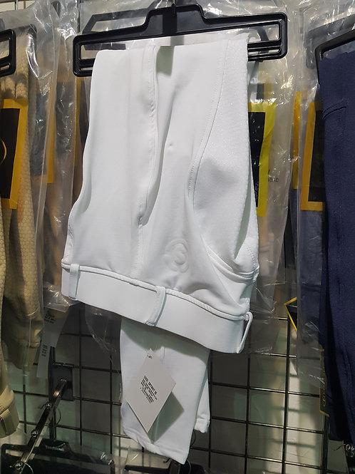 White Silicone Breeches