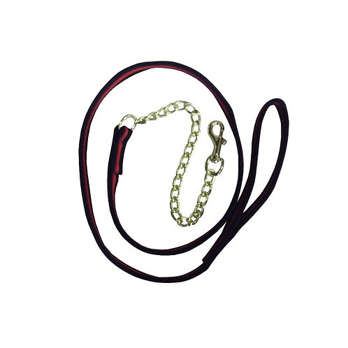 Web Lead with Brass Chain