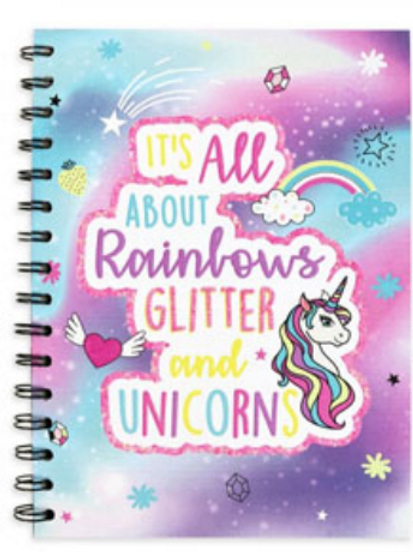Unicorn Notebook A5