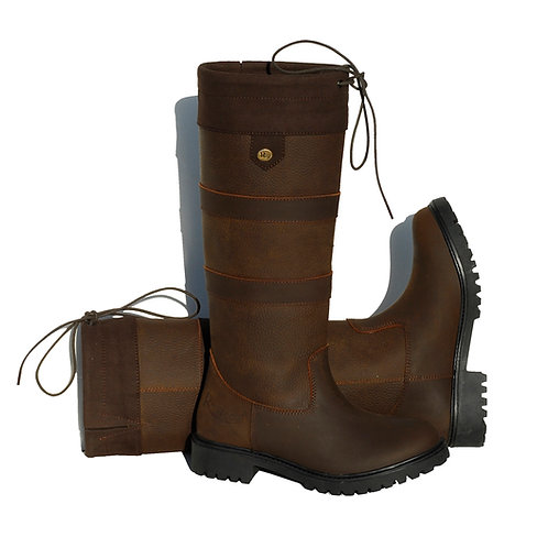 Rhinegold Childs Brooklyn Country Boot