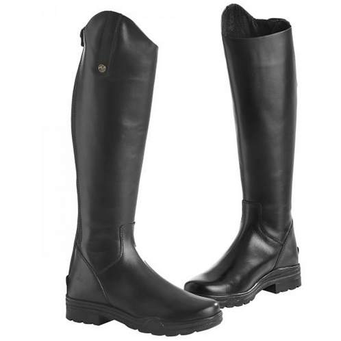Busse Norwich Leather Riding Boot (black only)