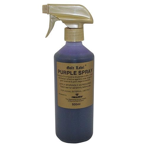 Gold Label Purple Spray (500ml)