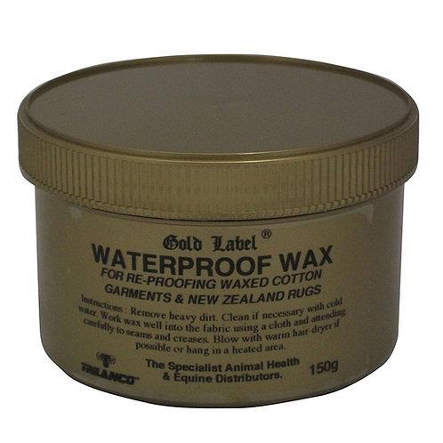 Gold label waterproof wax 400gm