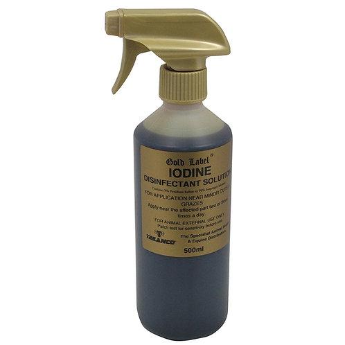 Iodine Spray