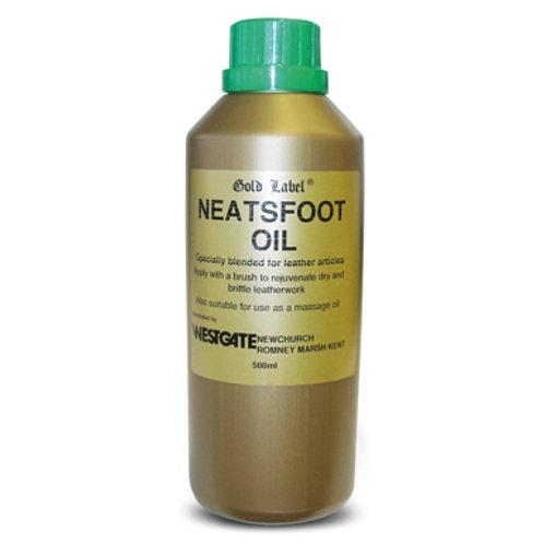 Gold Label Neatsfoot Oil