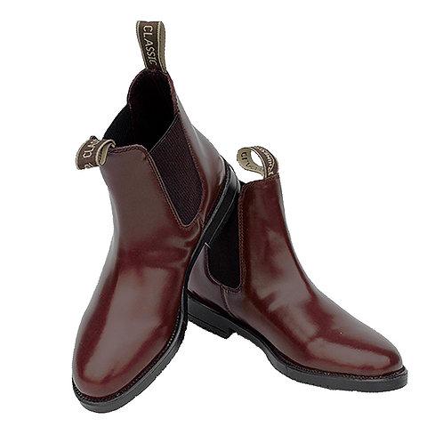 Oxblood Jodhpur Boots