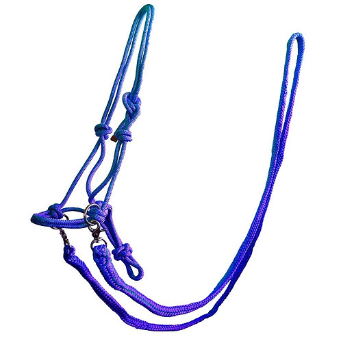Medway Rope Halter with reins