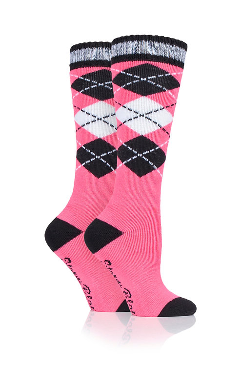 Horse Couture Neon Socks