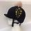 Thumbnail: Glitter Star Hat Silk with Faux Fur Pom Pom