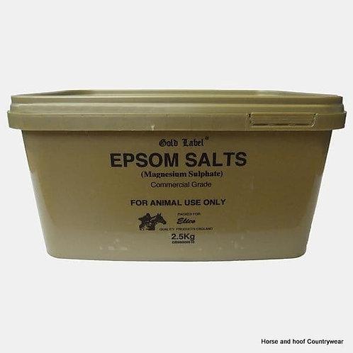 Gold Label epsom salts