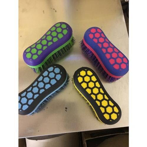 Honeycomb Brushes