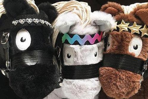 Crafty Ponies Browband set