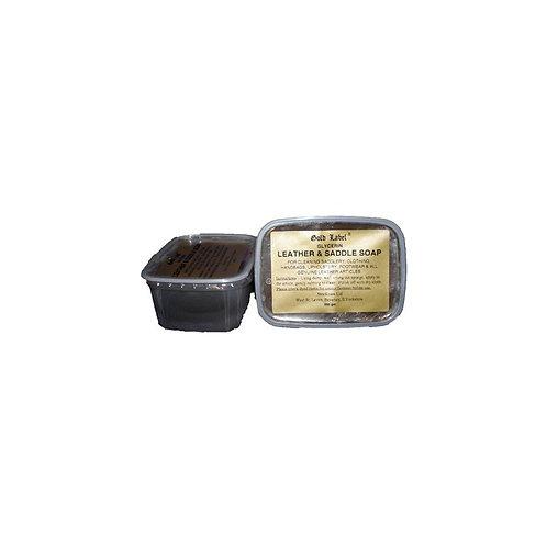Gold Label Gycerin Saddle Soap