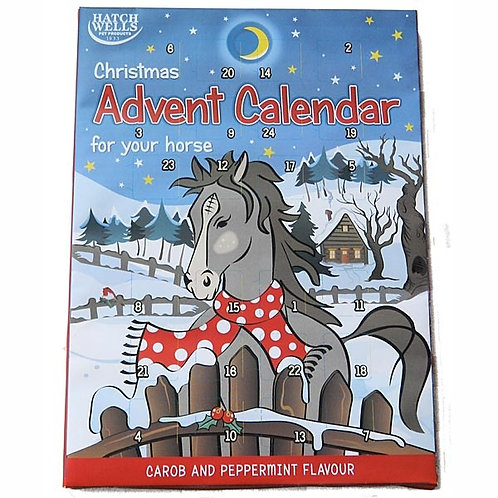 Advent Calendar for Horses