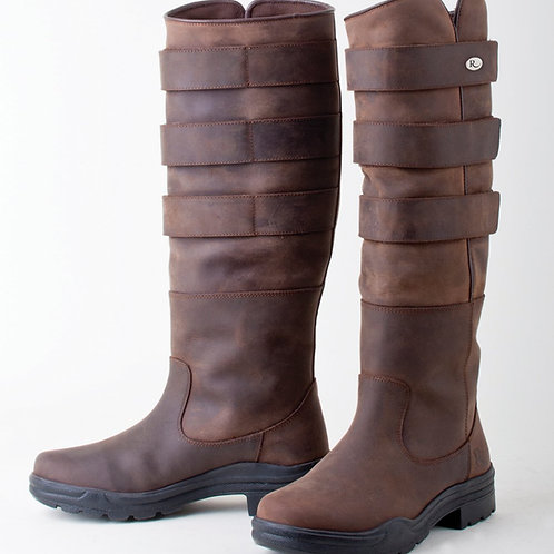 Colorado Country Boot - Brown