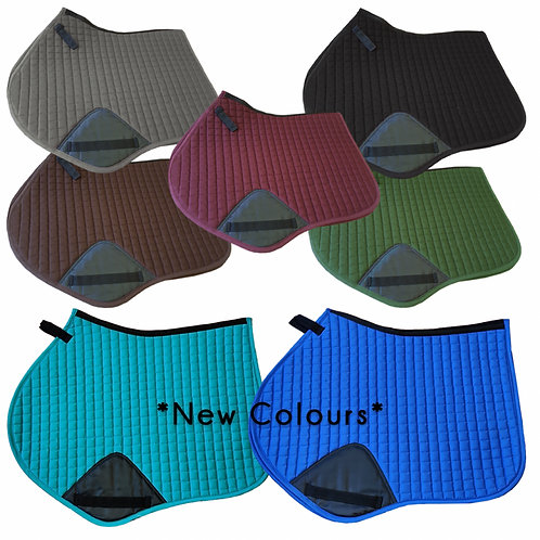 Close Contact Saddle Pad