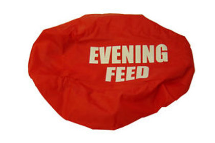 Evening Feed Bucket Cover