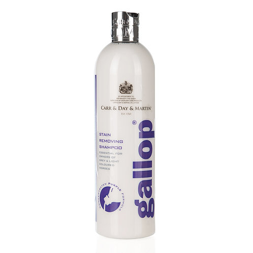 Carr, Day and Martin Stain remover shampoo