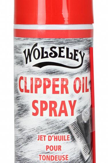Worsley Clipper oil spray