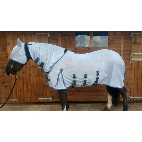 Medway Combo Fly Rug inc Matching Fly Mask