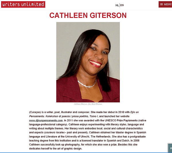 screenshot_WRITERS UNLIMITED - Cathleen