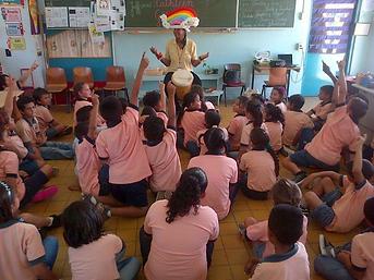 Festival di Buki di Mucha 2014 na Aruba