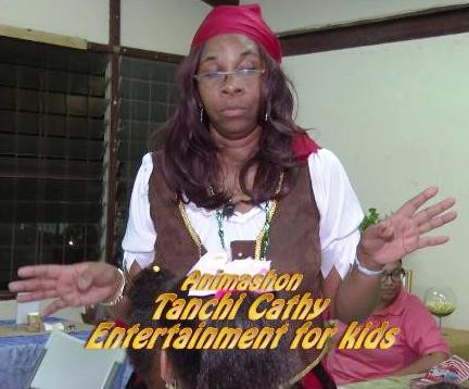 Tanchi Cathy Entertainment for Kids - Ju
