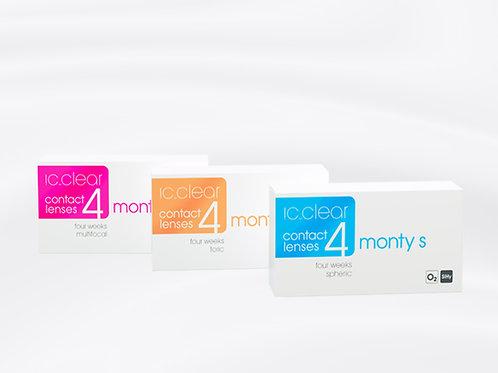 !c.clear monty s Monatslinsen
