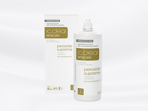 !c.clear peroxide supreme