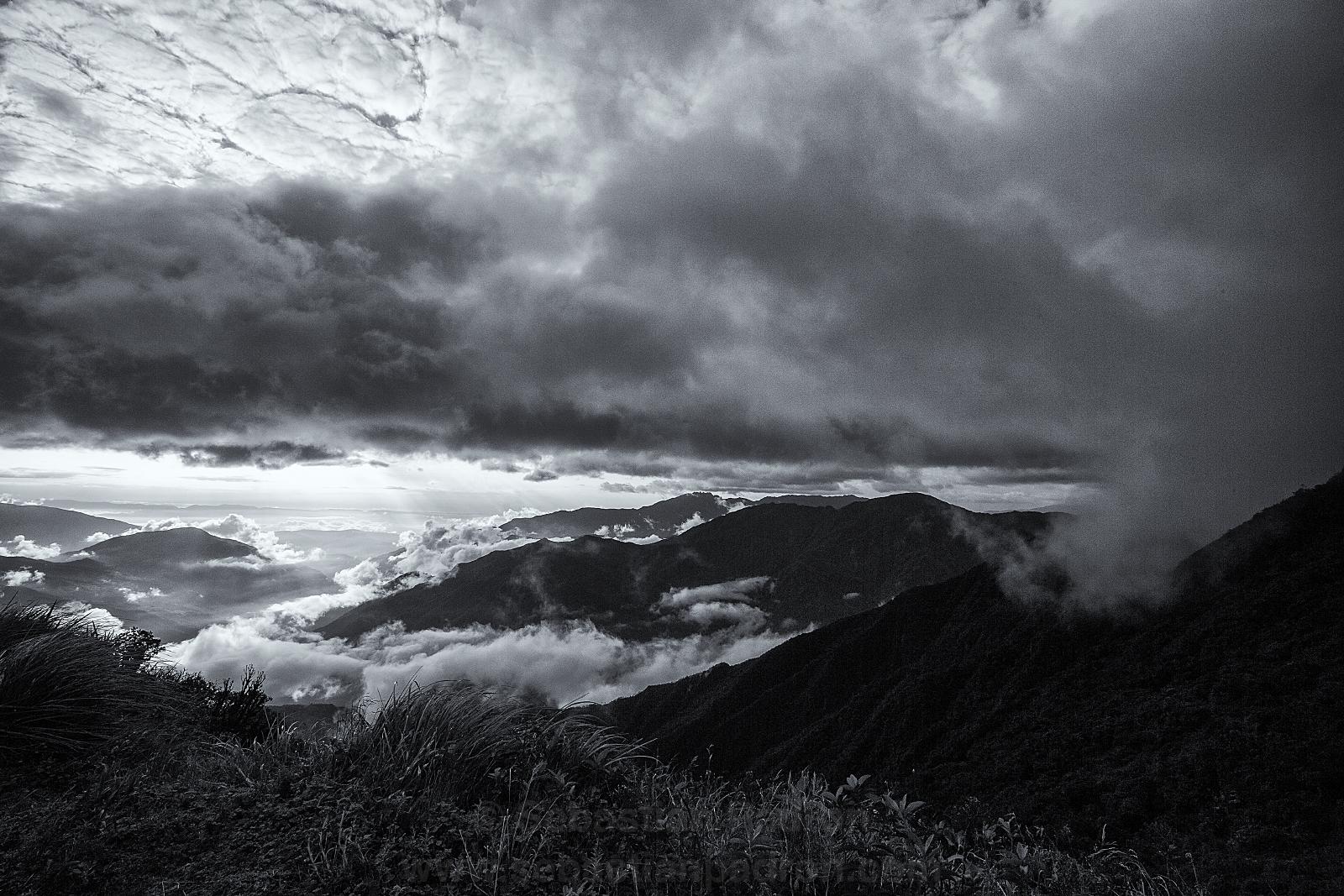 Andes amanecer