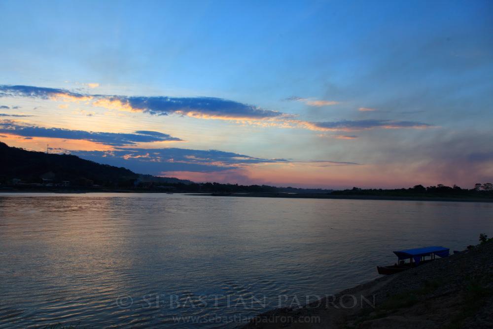 Rio Beni - Bolivia