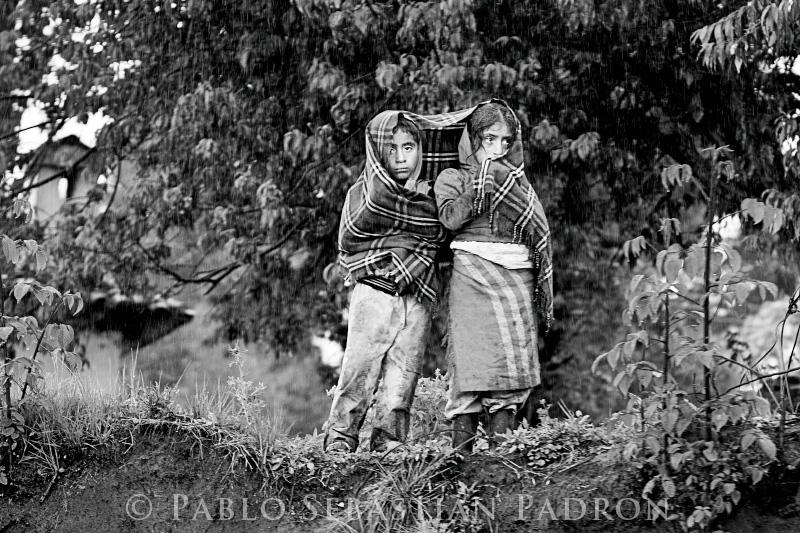 Tristeza en los Andes - Ecuador