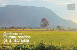 Churute Revista Ecuador Infinito