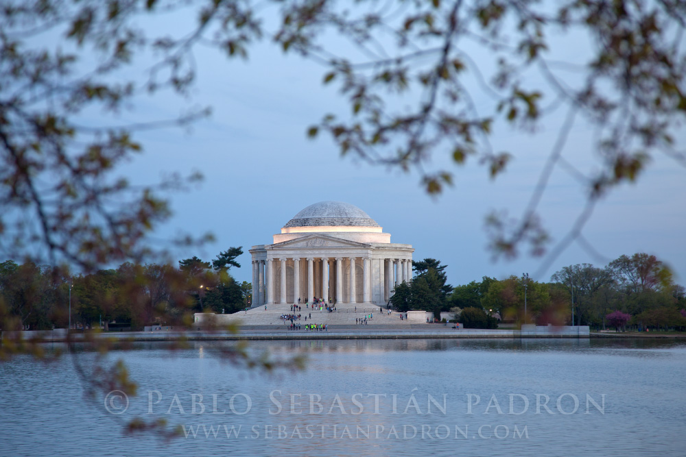 Thomas Jefferson Memorial - USA