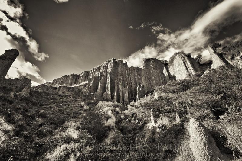 Ruinas Quinara - Ecuador