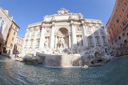 Fontana de Trevi Rome - Italy