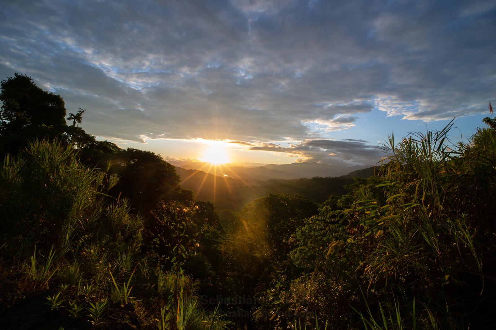 Andes desde la Amazonia
