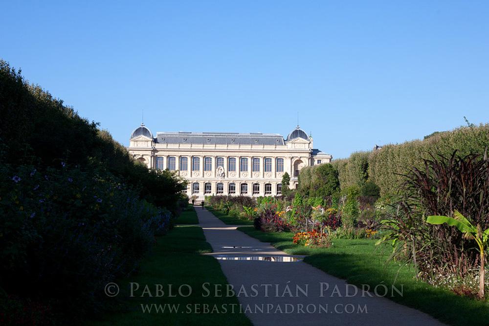 Jardin des Plantes - France