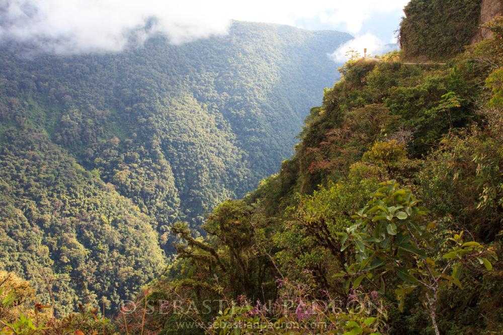 Camino de la Muerte-Bolivia